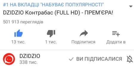 dzidzio.youtube